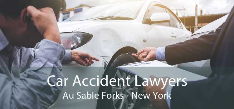 Car Accident Lawyers Au Sable Forks - New York