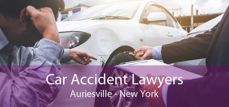 Car Accident Lawyers Auriesville - New York