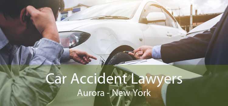 Car Accident Lawyers Aurora - New York