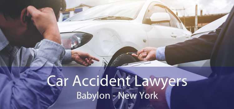 Car Accident Lawyers Babylon - New York