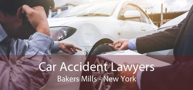 Car Accident Lawyers Bakers Mills - New York