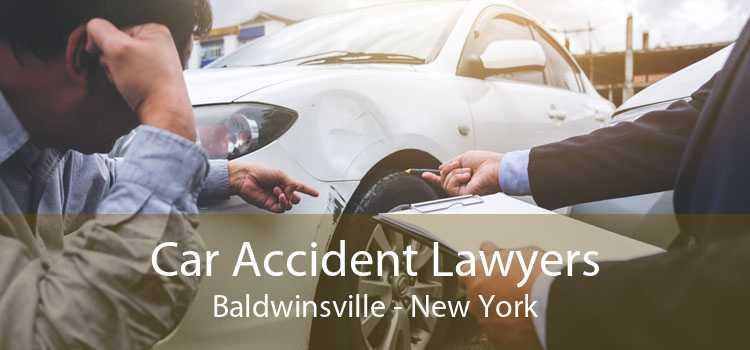 Car Accident Lawyers Baldwinsville - New York