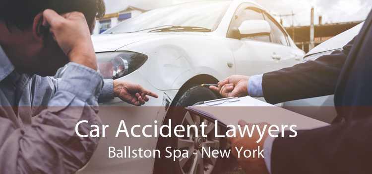 Car Accident Lawyers Ballston Spa - New York