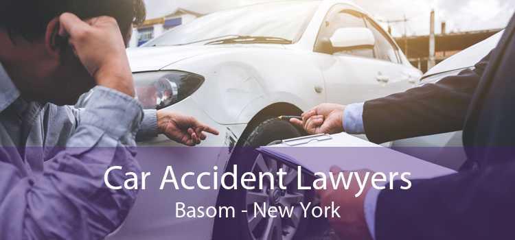 Car Accident Lawyers Basom - New York