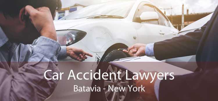 Car Accident Lawyers Batavia - New York