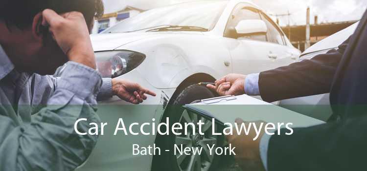 Car Accident Lawyers Bath - New York