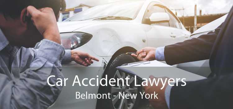 Car Accident Lawyers Belmont - New York