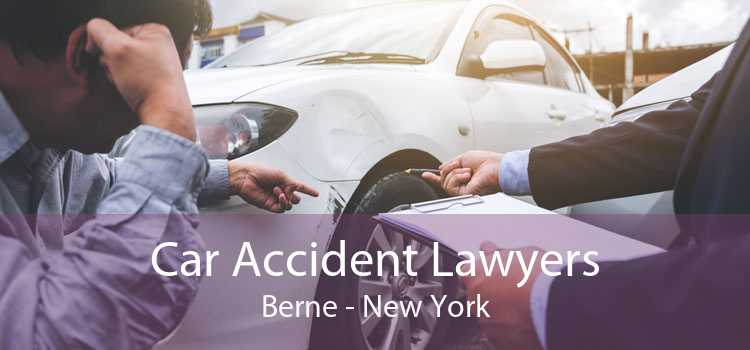 Car Accident Lawyers Berne - New York