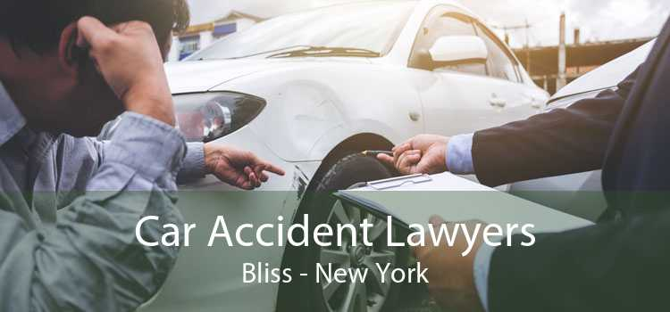 Car Accident Lawyers Bliss - New York