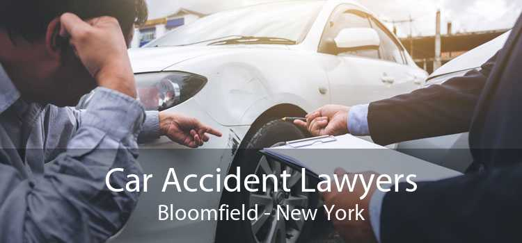 Car Accident Lawyers Bloomfield - New York