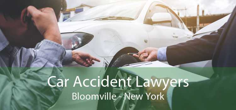 Car Accident Lawyers Bloomville - New York