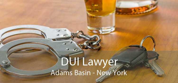 DUI Lawyer Adams Basin - New York