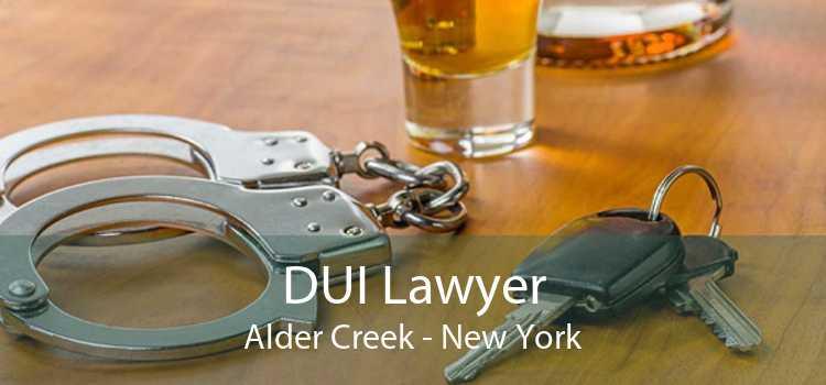 DUI Lawyer Alder Creek - New York
