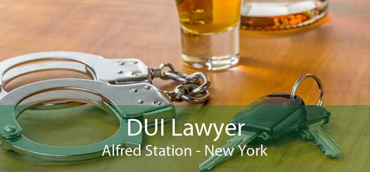 DUI Lawyer Alfred Station - New York