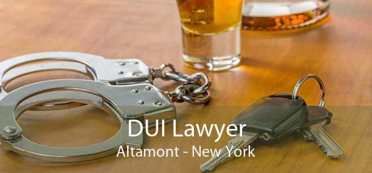 DUI Lawyer Altamont - New York