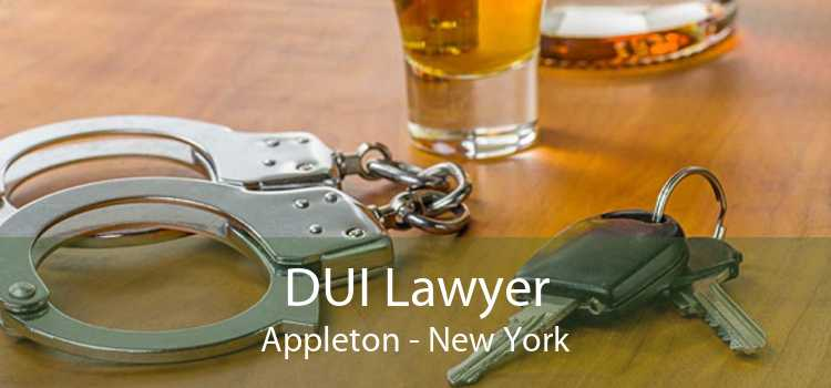 DUI Lawyer Appleton - New York