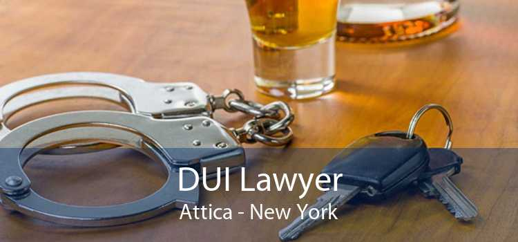 DUI Lawyer Attica - New York