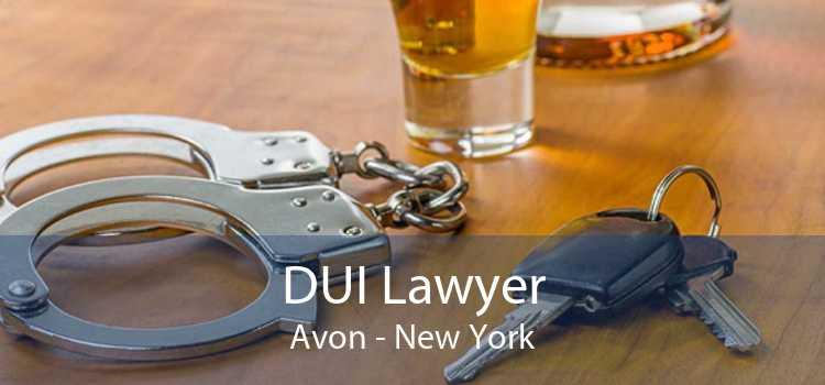 DUI Lawyer Avon - New York