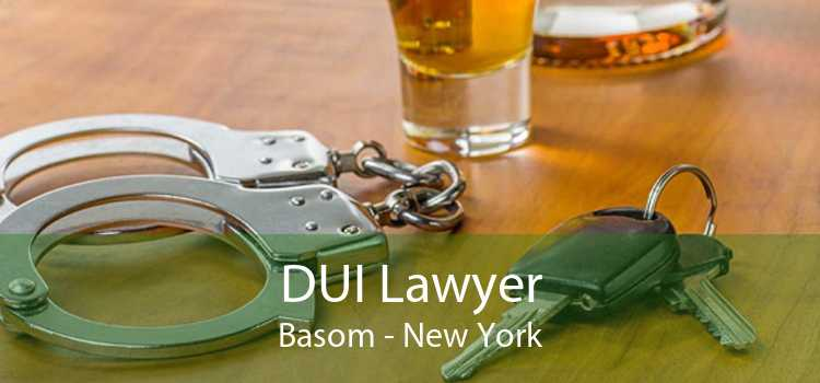 DUI Lawyer Basom - New York