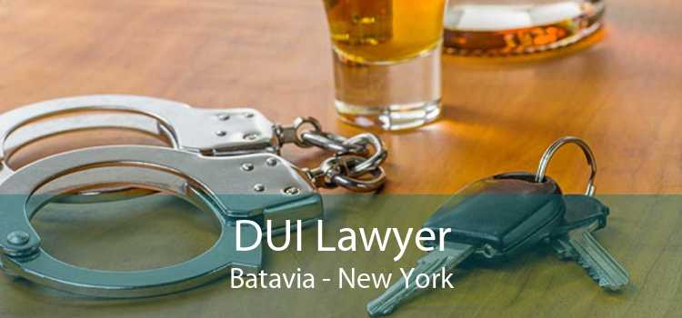 DUI Lawyer Batavia - New York
