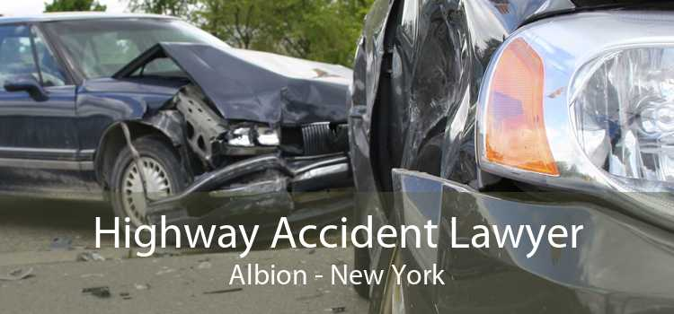 Highway Accident Lawyer Albion - New York