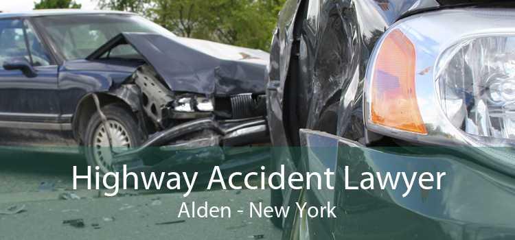 Highway Accident Lawyer Alden - New York