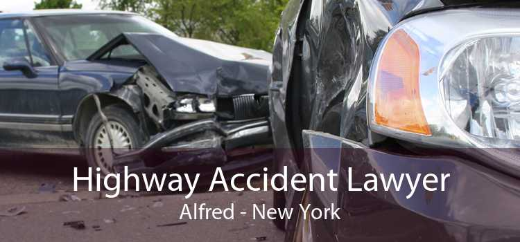 Highway Accident Lawyer Alfred - New York