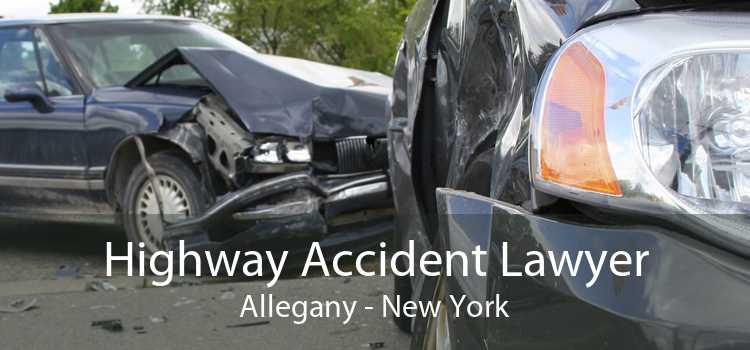 Highway Accident Lawyer Allegany - New York