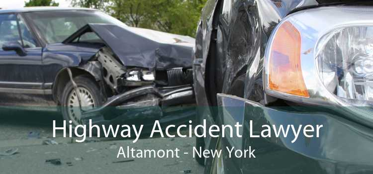 Highway Accident Lawyer Altamont - New York
