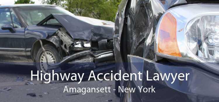 Highway Accident Lawyer Amagansett - New York