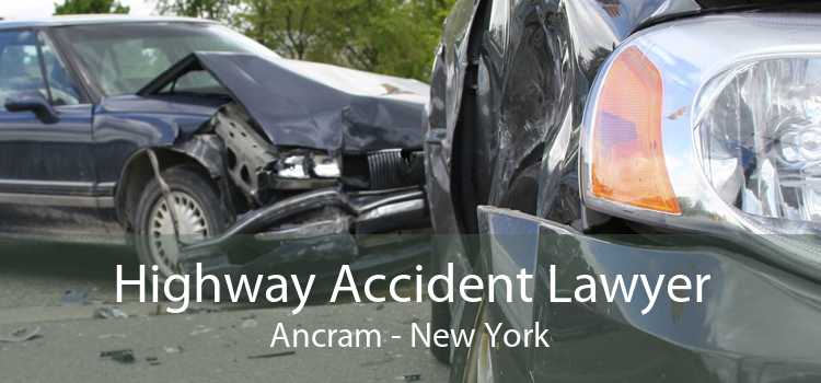 Highway Accident Lawyer Ancram - New York