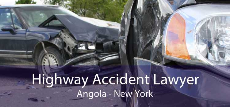 Highway Accident Lawyer Angola - New York