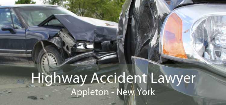 Highway Accident Lawyer Appleton - New York