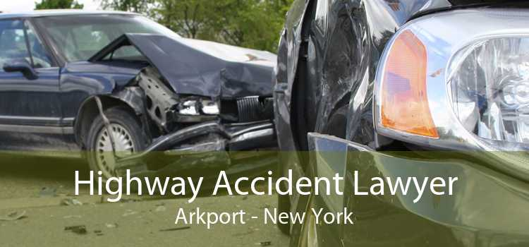 Highway Accident Lawyer Arkport - New York