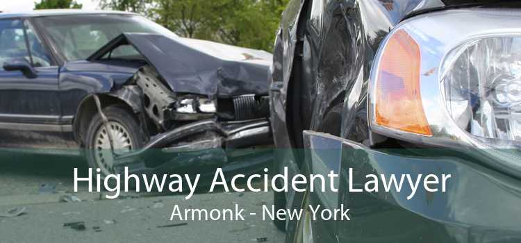 Highway Accident Lawyer Armonk - New York