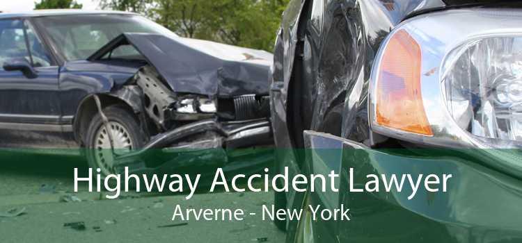 Highway Accident Lawyer Arverne - New York