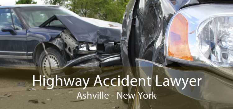 Highway Accident Lawyer Ashville - New York