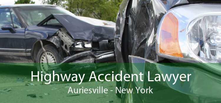 Highway Accident Lawyer Auriesville - New York