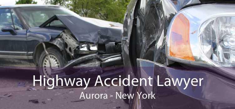 Highway Accident Lawyer Aurora - New York