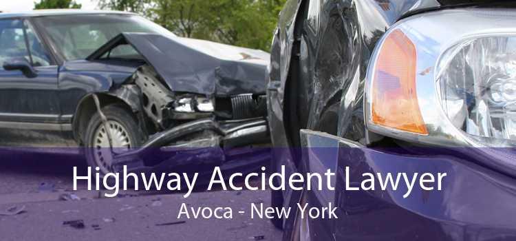 Highway Accident Lawyer Avoca - New York