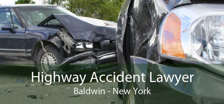Highway Accident Lawyer Baldwin - New York