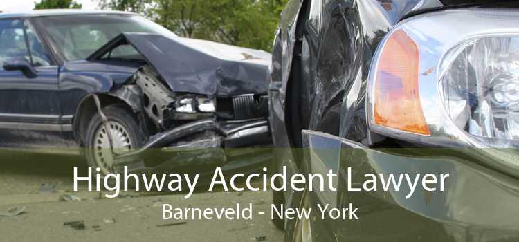 Highway Accident Lawyer Barneveld - New York