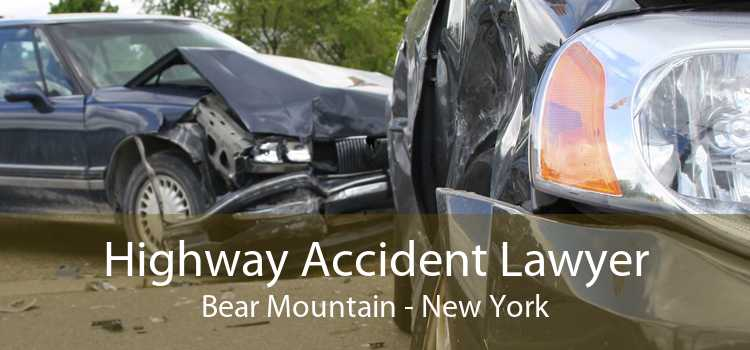 Highway Accident Lawyer Bear Mountain - New York