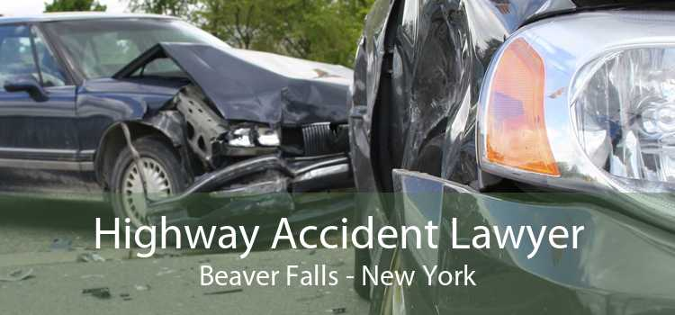 Highway Accident Lawyer Beaver Falls - New York