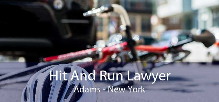 Hit And Run Lawyer Adams - New York