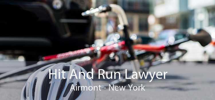 Hit And Run Lawyer Airmont - New York