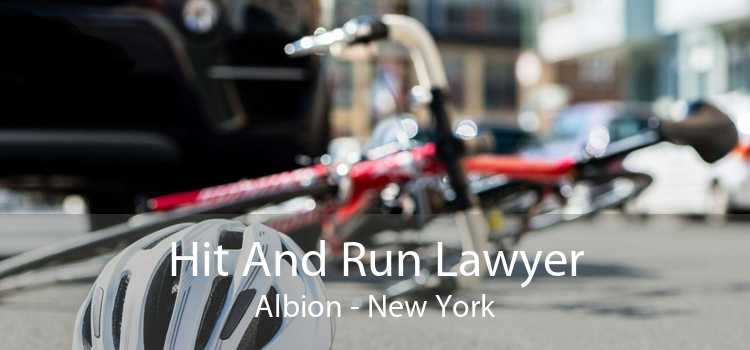 Hit And Run Lawyer Albion - New York