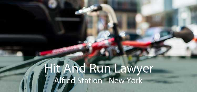Hit And Run Lawyer Alfred Station - New York