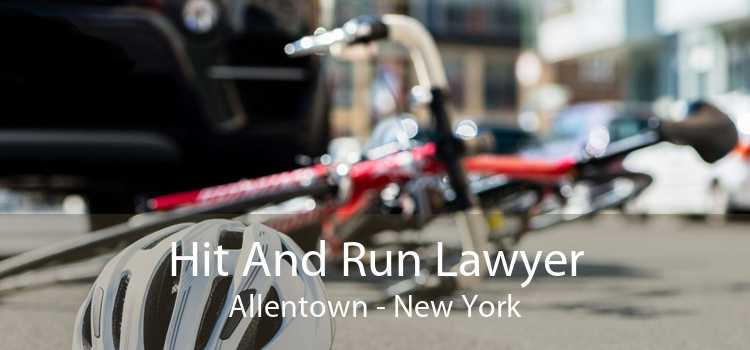 Hit And Run Lawyer Allentown - New York