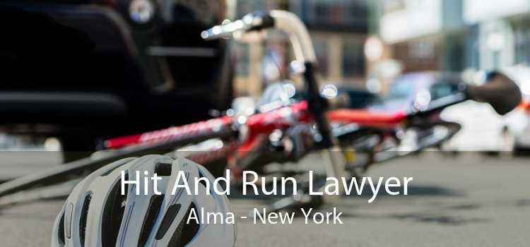 Hit And Run Lawyer Alma - New York